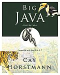 Big Java 4th Edition Compatible With Java 7 & 8