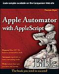 Bible #618: Apple Automator with AppleScript Bible