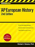 CliffsNotes AP European History