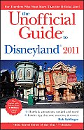 Unofficial Guide to Disneyland 2011