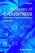 Dictionary of E-Business 2e