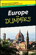 Europe For Dummies 6th Edition