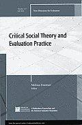 Critical Social Theory EV 127