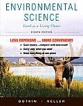 Environmental Science: Earth as a Living Planet, Eighth Edition Binder Ready Version