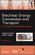 Electrical Energy Conversion & Transport An Interactive Computer Based Approach