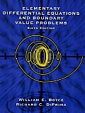 Elementary Differential Equations & Boundary Value Problems 6th Edition