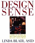 Design Sense A Guide To Getting The Most From