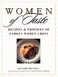 Women Of Taste Great Women Chefs & H