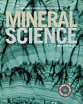 Manual of Mineral Science with CDROM