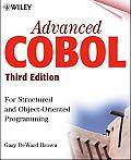Advanced COBOL 3e