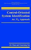 Control Oriented System Identification An H infinity Approach