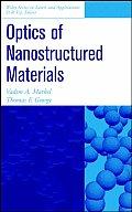 Optics of Nanostructured Materials