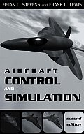 Aircraft Control & Simulation 2nd Edition