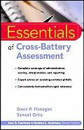 Essentials Of Cross Battery Assessment