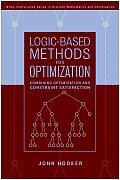 Logic-Based Methods for Optimization: Combining Optimization and Constraint Satisfaction