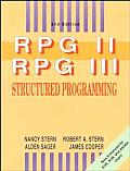 RPG II and RPG III Structured Programming