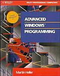 Advanced Windows Programming