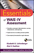 Essentials of WAIS IV Assessment With CDROM
