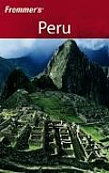 Frommers Peru 3rd Edition