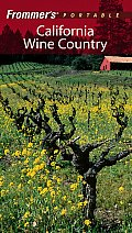 Frommers Portable California Wine Country 5th Edition