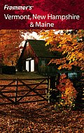 Frommers Vermont New Hampshire & Mai 5th Edition