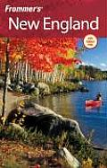 Frommers New England 13th Edition