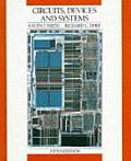 Circuits Devices & Systems A First Course in Electrical Engineering