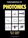 Fundamentals of Photonics 1st Edition