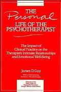 Personal Life Of The Psychotherapist