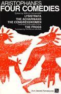 Four Comedies Lysistrata The Acharnians