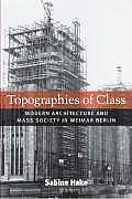 Topographies of Class