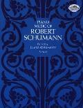 Piano Music Of Robert Schumann Series 1