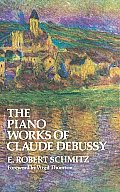 Piano Works Of Claude Debussy
