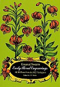 Early Floral Engravings All 110 Plates