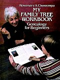 My Family Tree Workbook Genealogy for Beginners