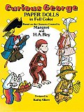 Curious George Paper Dolls In Full Color