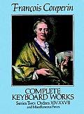 Complete Keyboard Works Series 2 Ordres