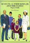 Martin Luther King & His Family Paper Do