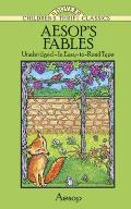 Aesops Fables Childrens Thrift Classics