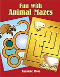 Mazes Dover Beginners Activity Books