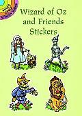 Wizard Of Oz & Friends Stickers