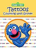 Sesame Street Counting With Grover Tatto
