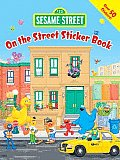 Sesame Street On the Street Sticker Book