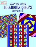 Easy To Make Dollhouse Quilts