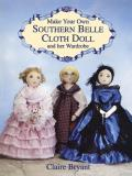 Make Your Own Southern Belle Cloth Doll