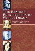 Readers Encyclopedia Of World Drama