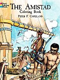 Amistad Coloring Book