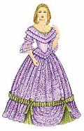 Godeys Early Victorian Fashions Paper Dolls