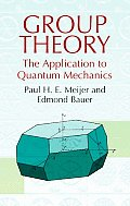 Group Theory The Application to Quantum Mechanics