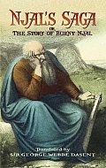 Njals Saga Or The Story of Burnt Njal
